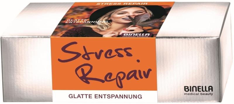 BINELLA Cell IQ Stress-Repair Pflege-Set