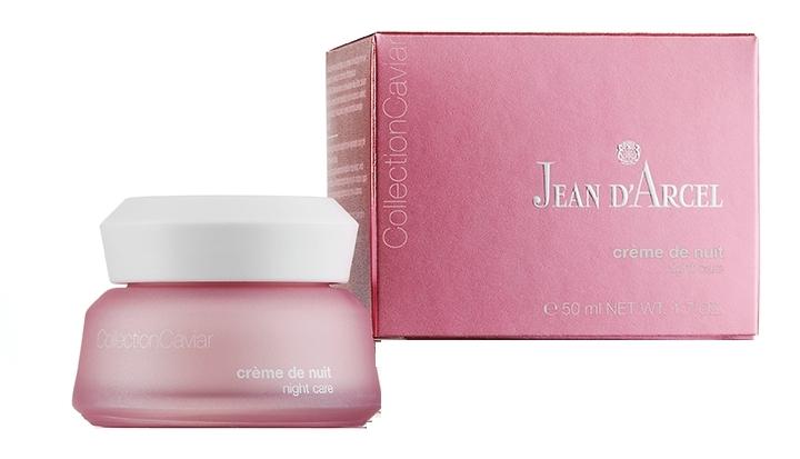 Jean d´Arcel Caviar Crème de Nuit