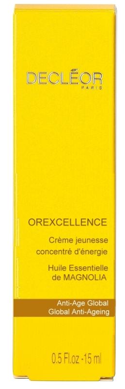 Decléor Orexcellence Crème Jeunesse Concentré d'énergie Reisegröße