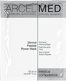 Jean d´Arcel Arcelmed Dermal Peptide Power Mask