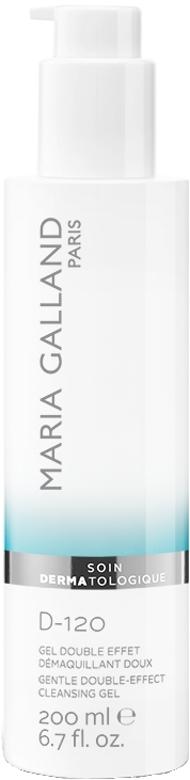 Maria Galland D-120 Gel Double Effet Dèmaquillant