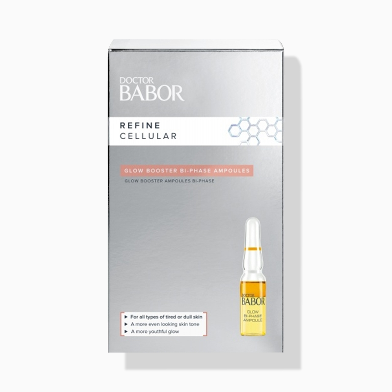 BABOR Refine Cellular Glow Booster Bi-Phase Ampoules