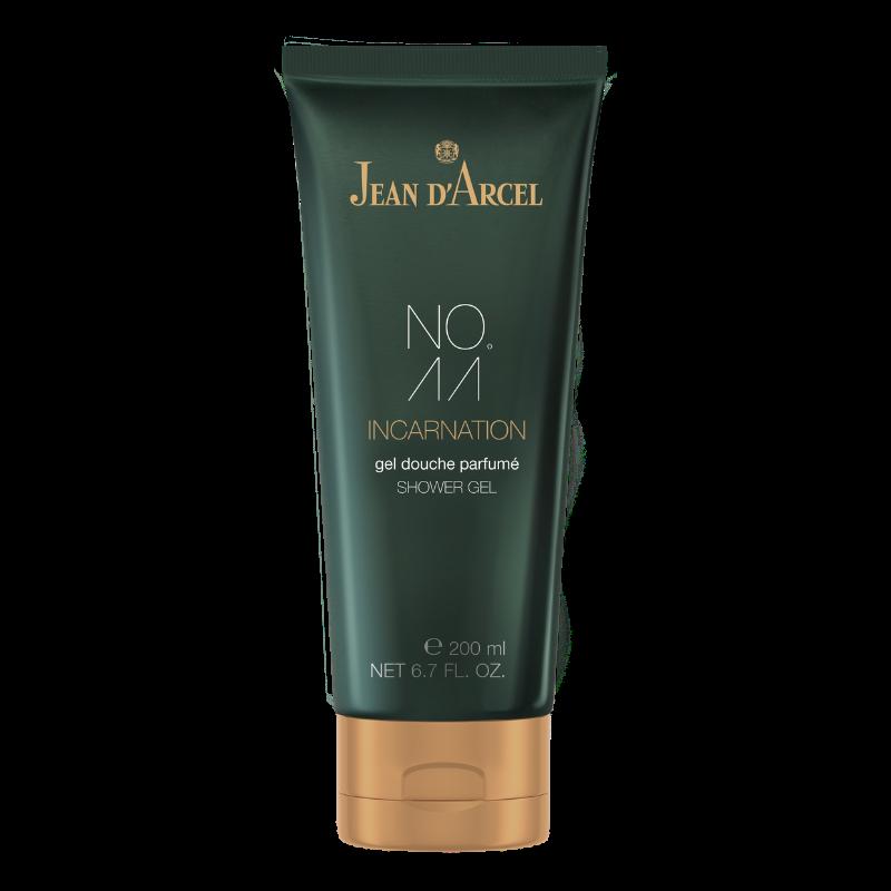 Jean d´Arcel INCARNATION No.11 gel douche parfumé