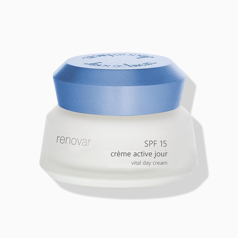 Jean d´Arcel Renovar Crème Active Jour SPF 15