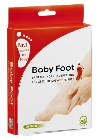 MICRO CELL Baby Foot Fußpeeling