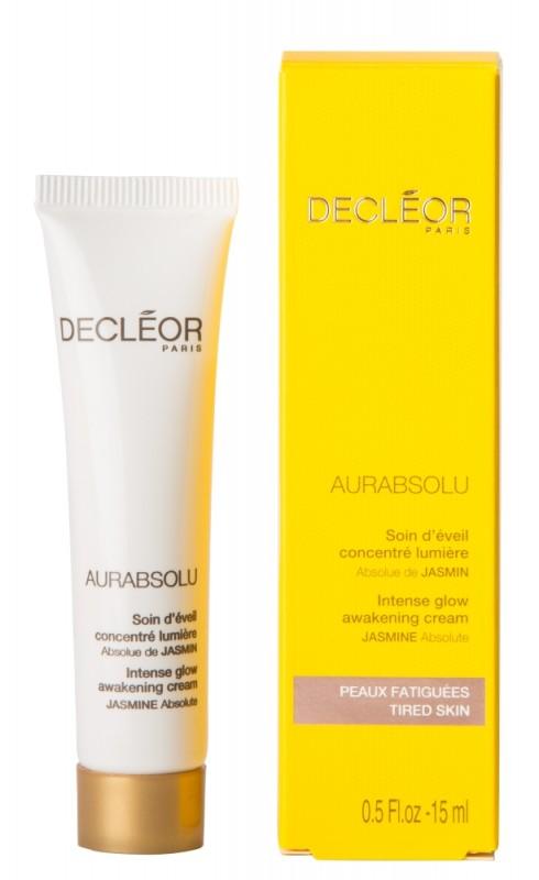 Decléor Aurabsolu soin d´éveil concentré de lumière Creme Reisegröße