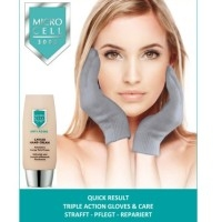 MICRO CELL Quick Result Triple Action Gloves & Caviar Hand Cream