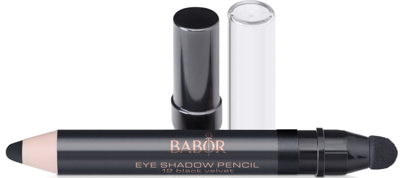 BABOR Eye Shadow Pencil black Trendcolours H/W 18