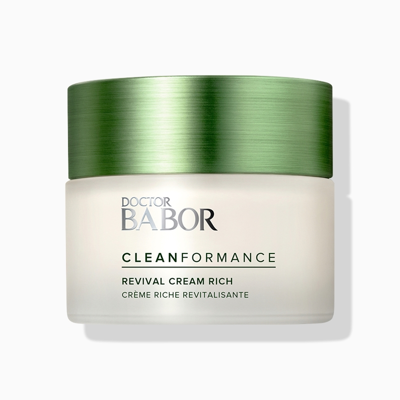 DOCTOR BABOR Cleanformance Revival Cream Rich