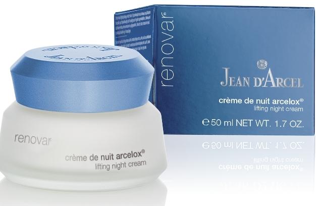 Jean d´Arcel Renovar crème de nuit arcelox®