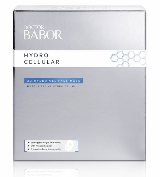 BABOR Hydro Cellular 3D Hydro Gel Face Mask