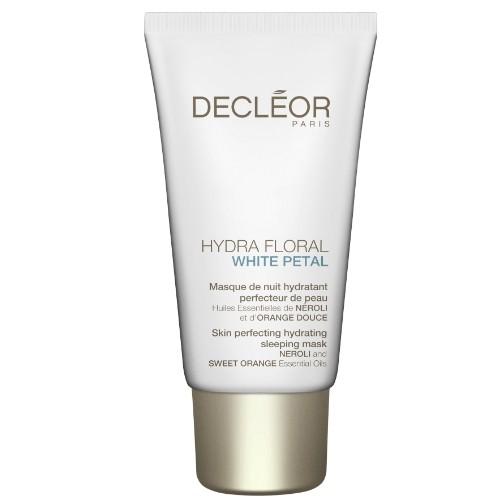 Decléor Hydra Floral White Petal Masque de nuit hydratant