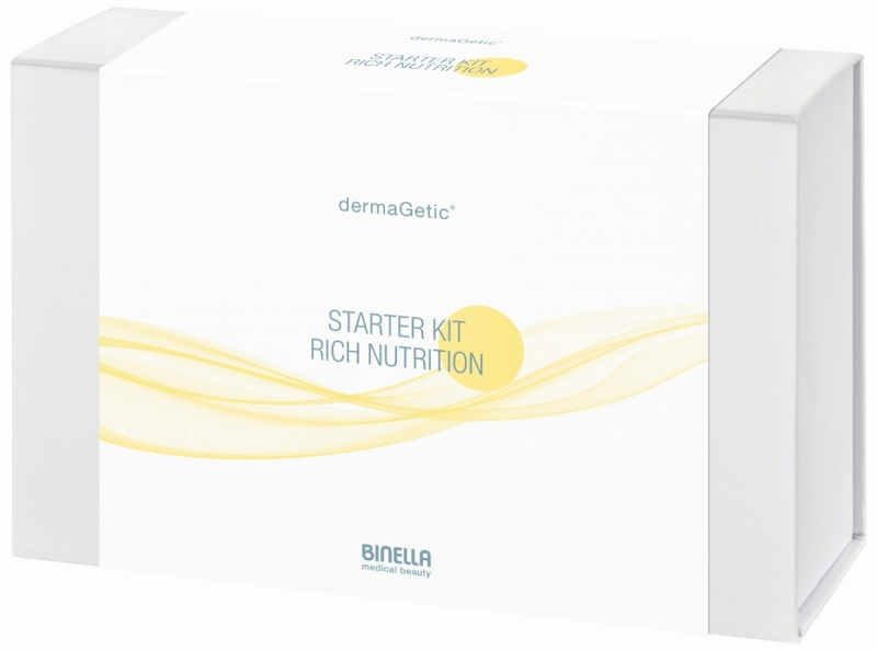 BINELLA dermaGetic Starter-Kit Rich Nutrition