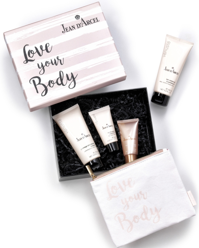 Jean d´Arcel Love your Body Box