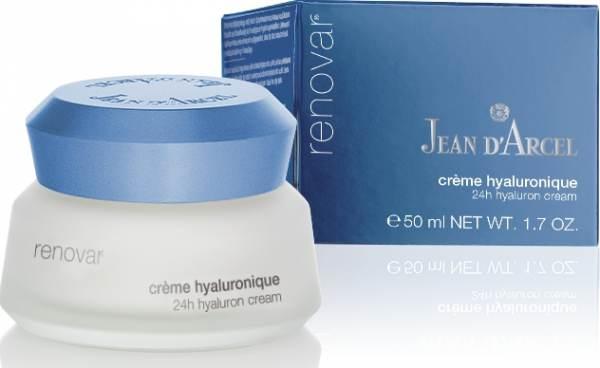 Jean d´Arcel Renovar crème hyaluronique 24h