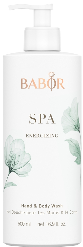 BABOR SPA ENERGIZING Hand & Body Wash