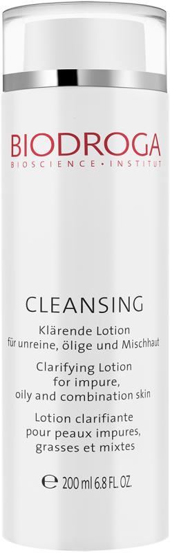 Biodroga Cleansing Klärende Lotion für unreine, ölige und Mischhaut