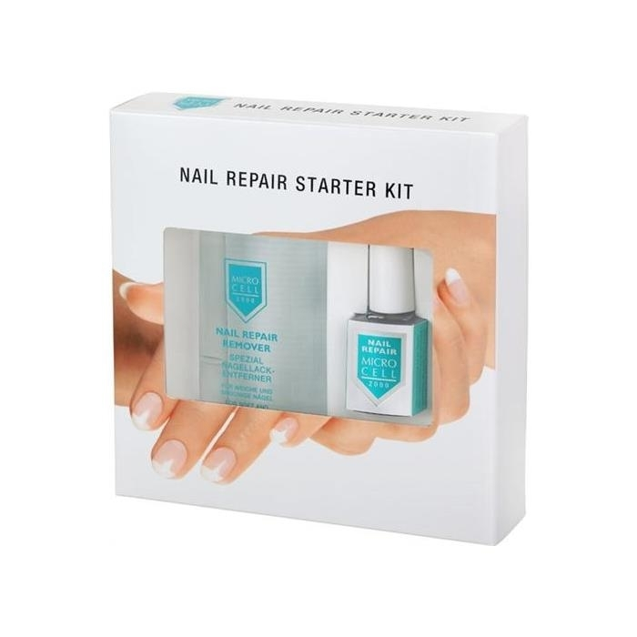 MICRO CELL Nail Repair Starter-Kit incl. Nail Wonder 4,5 ml