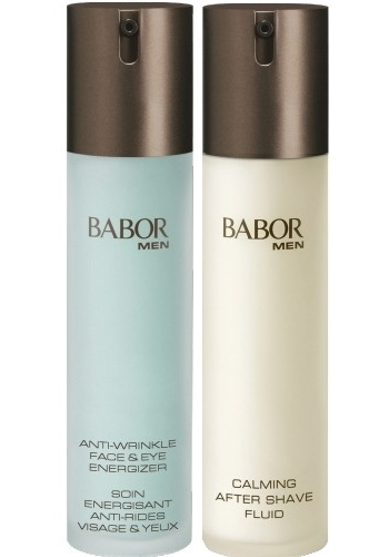 BABOR Men Anti Wrinkle Face and Eye Energizer & Calming After Shave Fluid