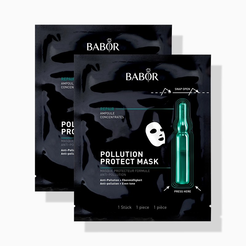 BABOR Pollution Protect Mask Doppelpack