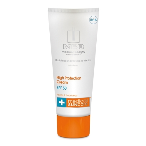 MBR medical SunCare High Protection Face Cream SPF 50