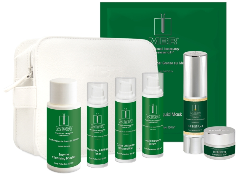 MBR medical beauty research THE BEST Home-Set