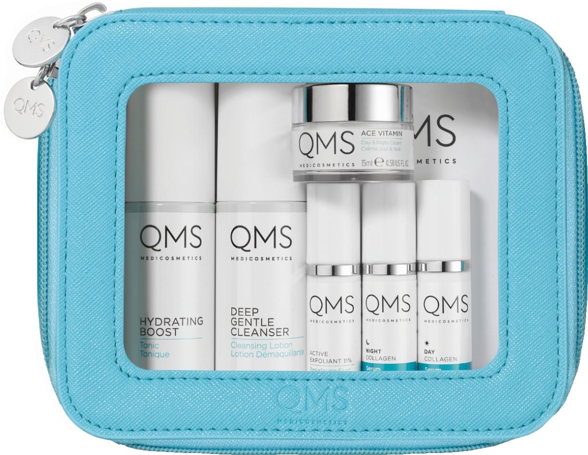 QMS Overnight Travel Bag
