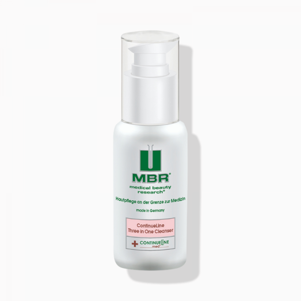 MBR medical beauty research ContinueLine med Three in One Cleanser
