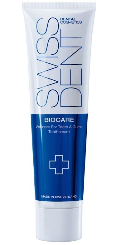 SwissDent BIOCARE Wellness For Teeth and Gums