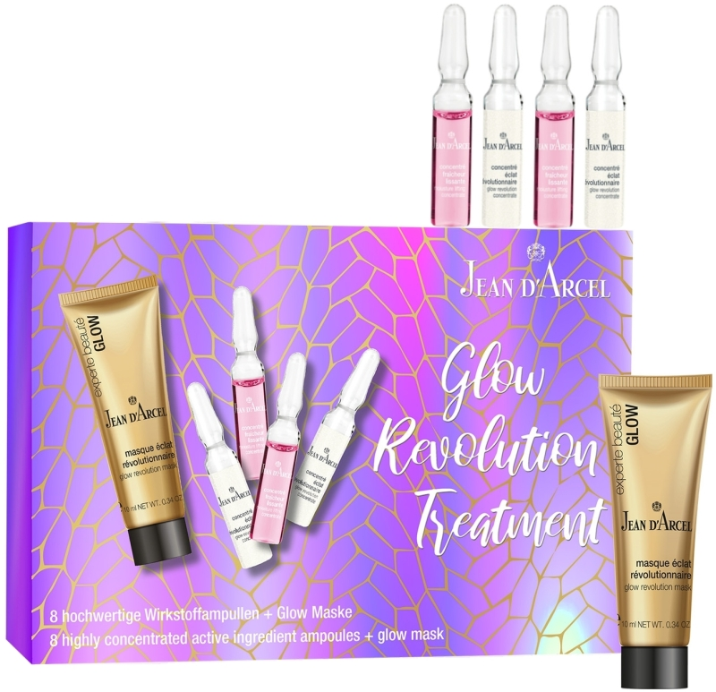 Jean d´Arcel Glow Revolution Treatment