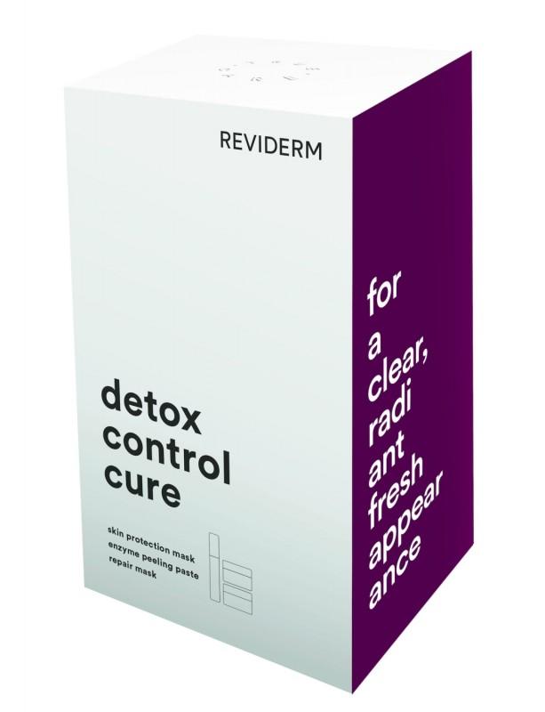 Reviderm detox control cure