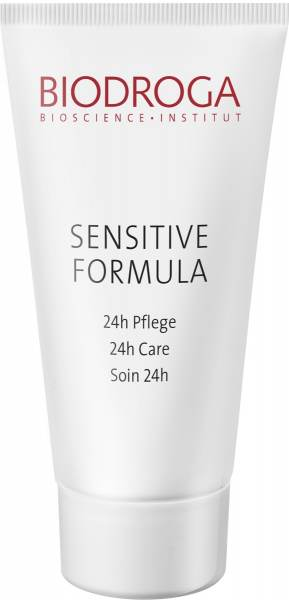 Biodroga Sensitive Formula 24h Pflege
