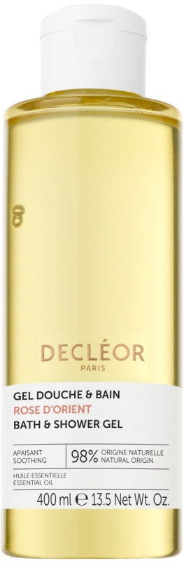 Decléor Gel Douche & Bain Rose d'Orient - Bath & Shower Gel