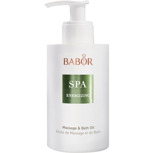 BABOR SPA ENERGIZING Massage & Bath Oil