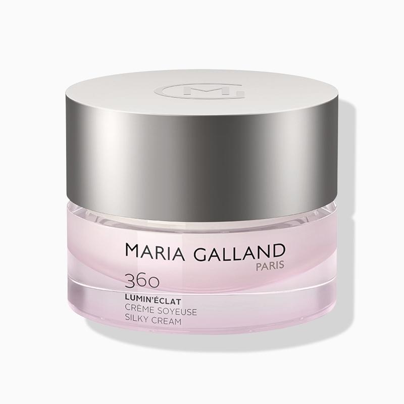 Maria Galland 360 Crème Soyeuse Lumin'Éclat