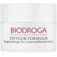 Biodroga Oxygen Formula Augenpflege für sauerstoffarme Haut