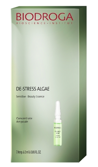 Biodroga Sensitive De-Stress Algae Concentrates