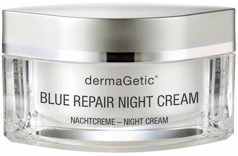 BINELLA dermaGetic Blue Repair Night Cream