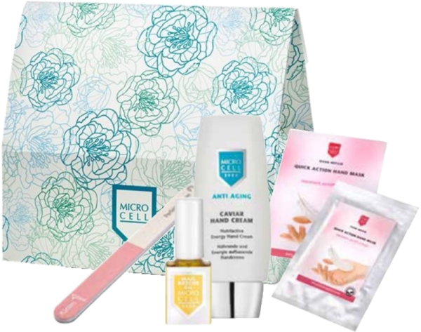 MICRO CELL Hand Beauty Set Tender Touch