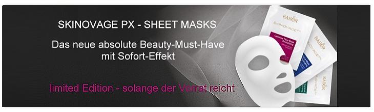 BABOR_Skinovage_PX_Sheet_Masken