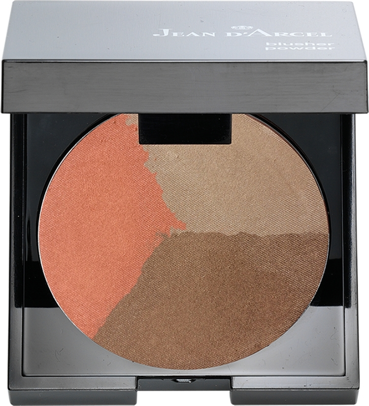 Jean d´Arcel Contouring blusher Powder no.04 tricolors