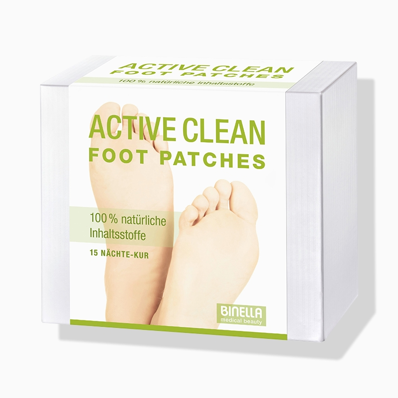 BINELLA Active Clean Foot Patches