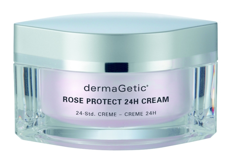BINELLA dermaGetic Rose Protect 24h