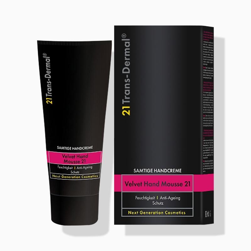 21 Trans-Dermal®  Velvet Hand Mousse 21