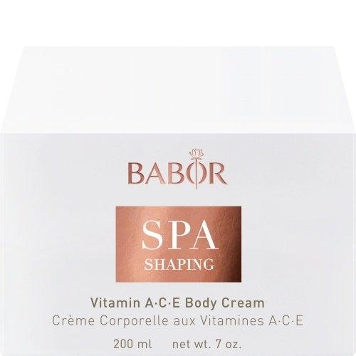 BABOR SPA SHAPING Vitamin ACE Body Cream