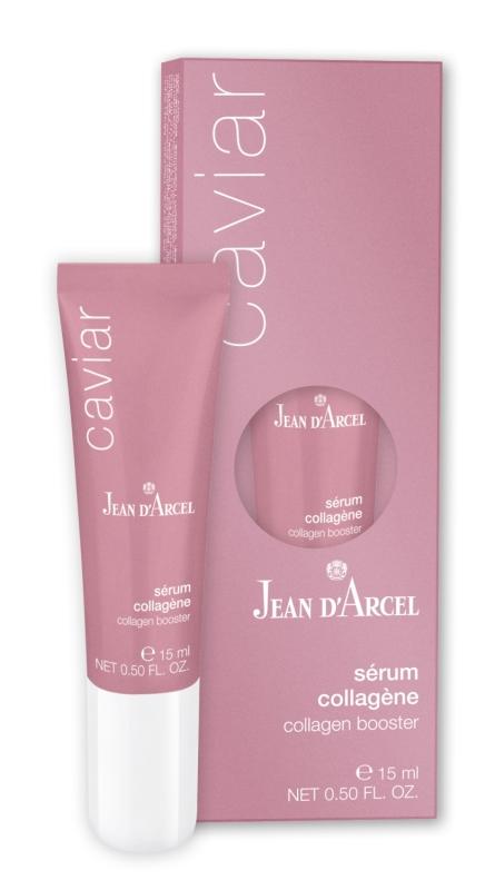 Jean d´Arcel Caviar Sérum Collagène Reisegröße 15 ml
