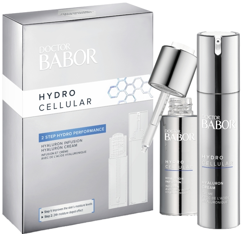 BABOR Hydro Cellular 2 Step Performance Set