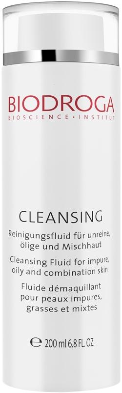 Biodroga Cleansing Reinigungsfluid für unreine, ölige und Mischhaut