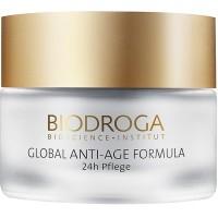 Biodroga Global Anti-Age Formula 24h Pflege für anspruchsvolle Haut