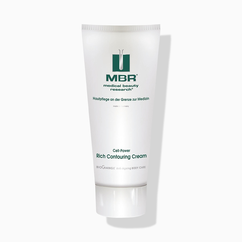 MBR medical beauty research BioChange Anti-Ageing Body Rich Contouring Cream